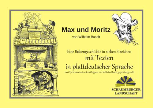 Max und Moritz auf Platt